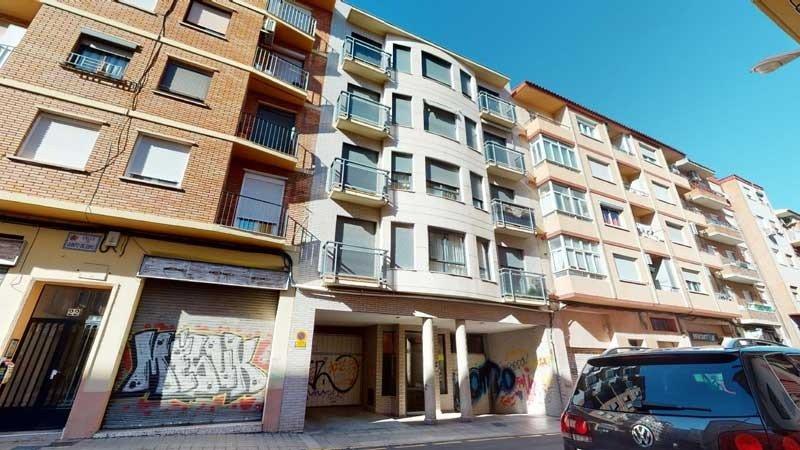 piso en zaragoza · ciudad-jardin 92000€