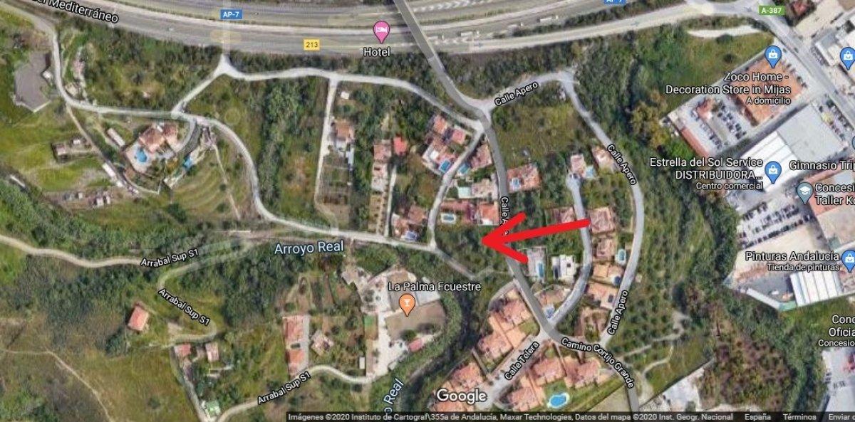 Parcela urbana para viviendas unifamiliares - imagenInmueble0
