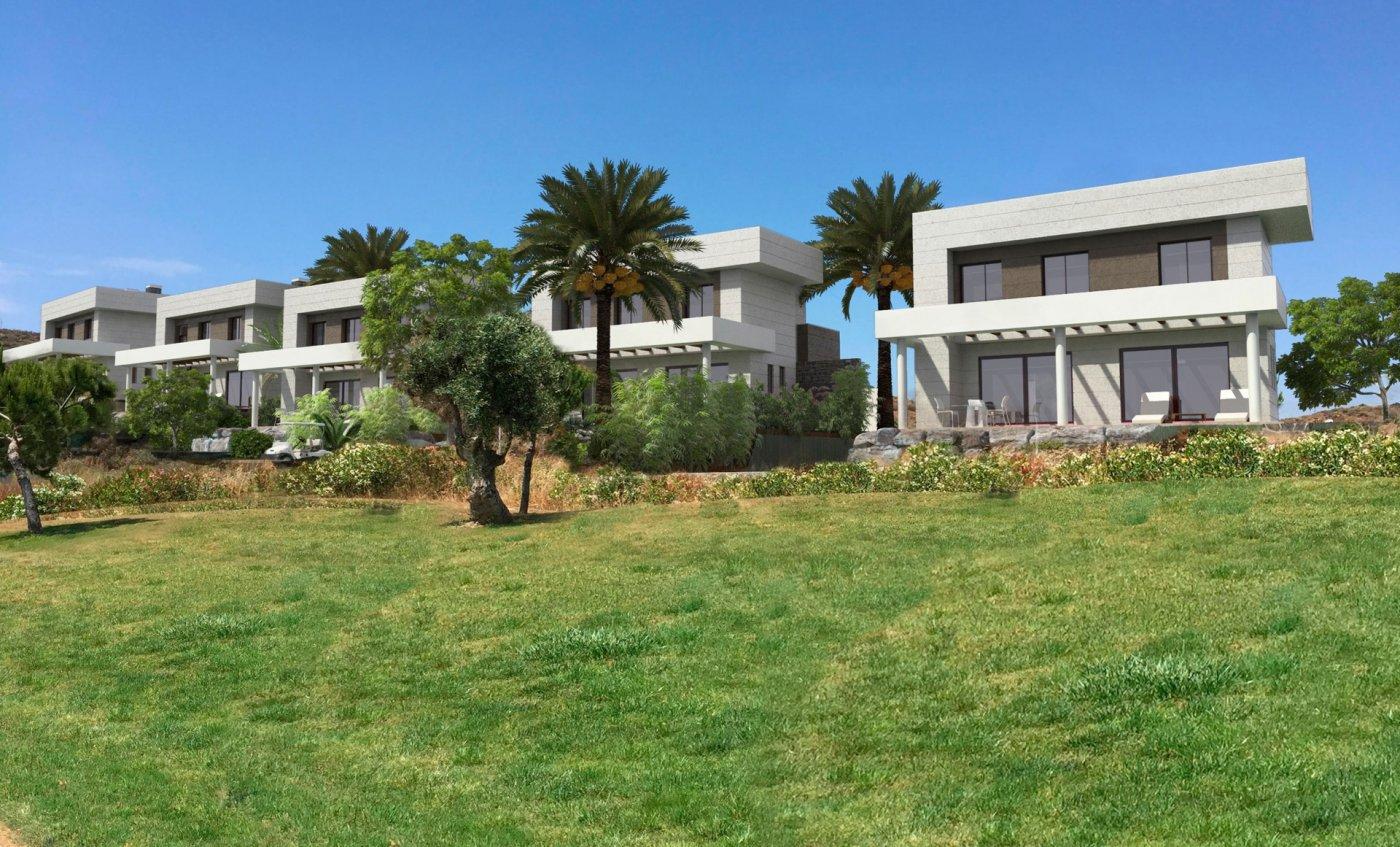 Venta de villas modernas en mijas costa, malaga, espaÑa - imagenInmueble0