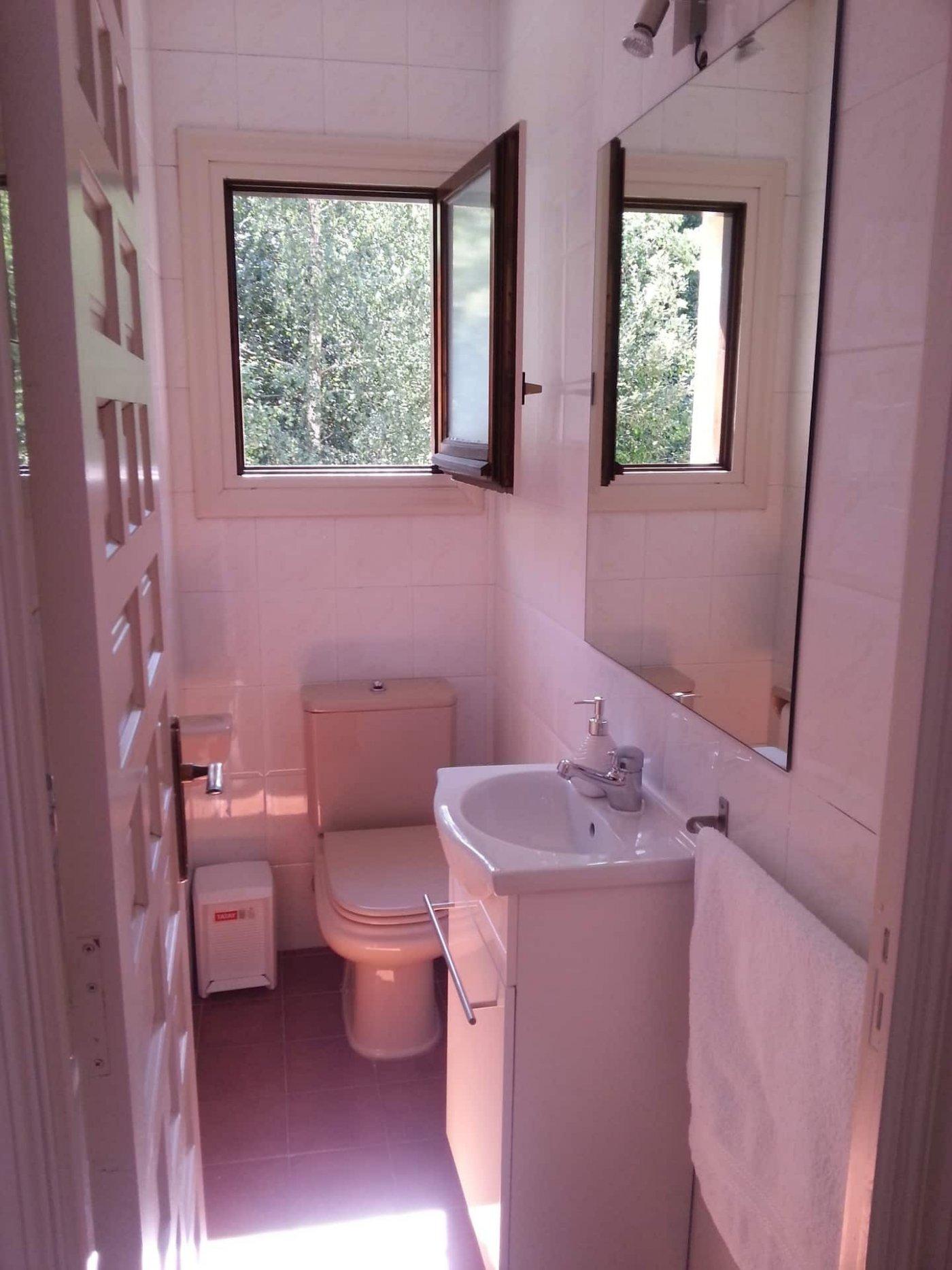 Pis de 1 habitació, 1 bany i un traster guardaesquís. A prop de pistes.