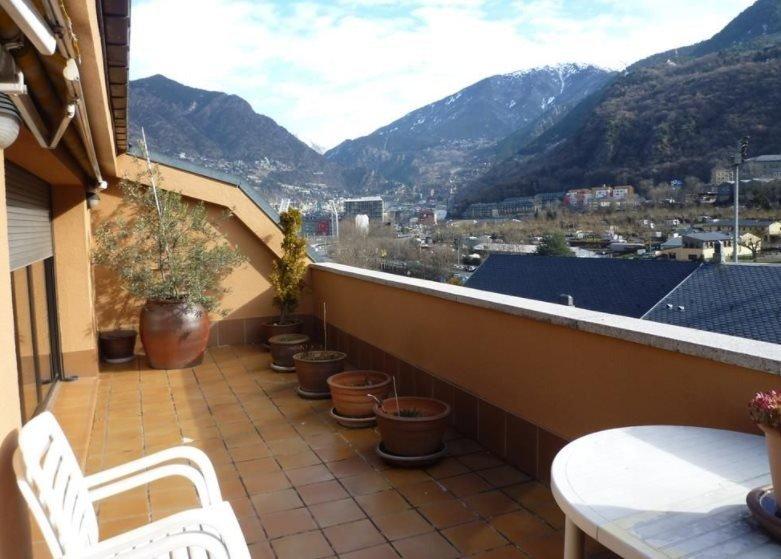 Espectacular Àtic amb gran terrassa
