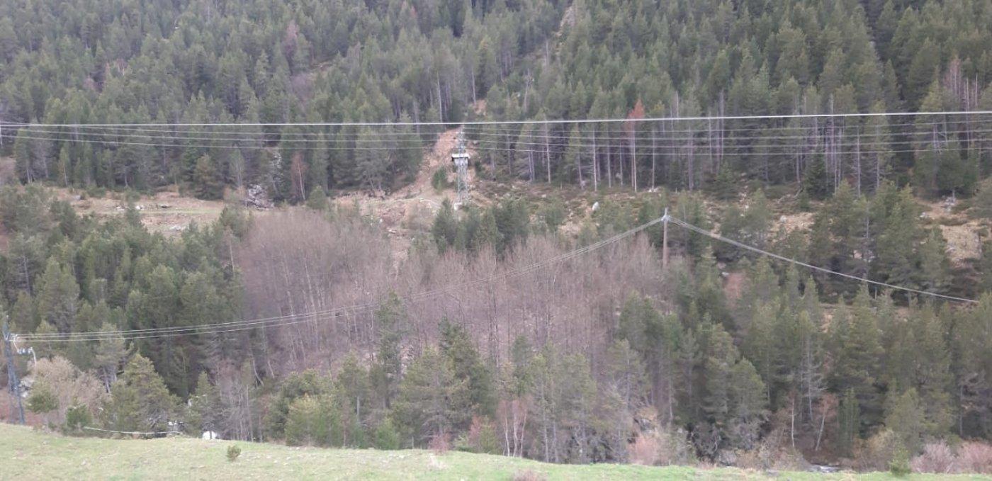 Pis amb vistes i sol en zona residencial molt tranquila front l'estació d'esquí