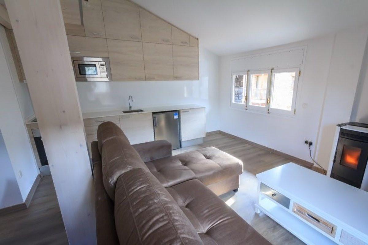 Pis al Forn, Canillo, 1 habitació, 2 banys, parking