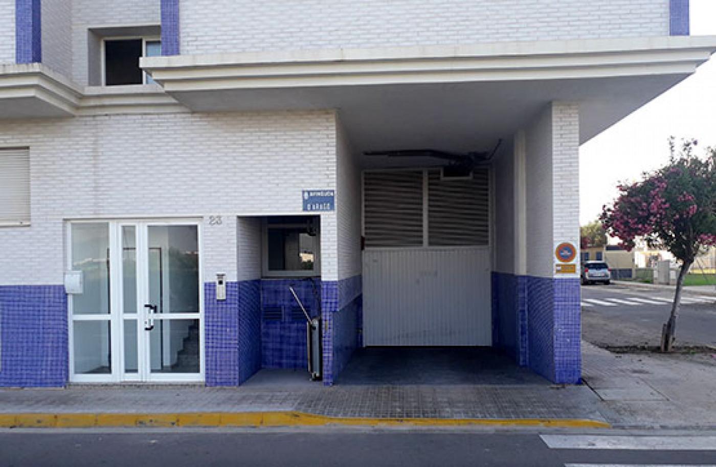 Parking en alquiler en Moncofa, Moncofar