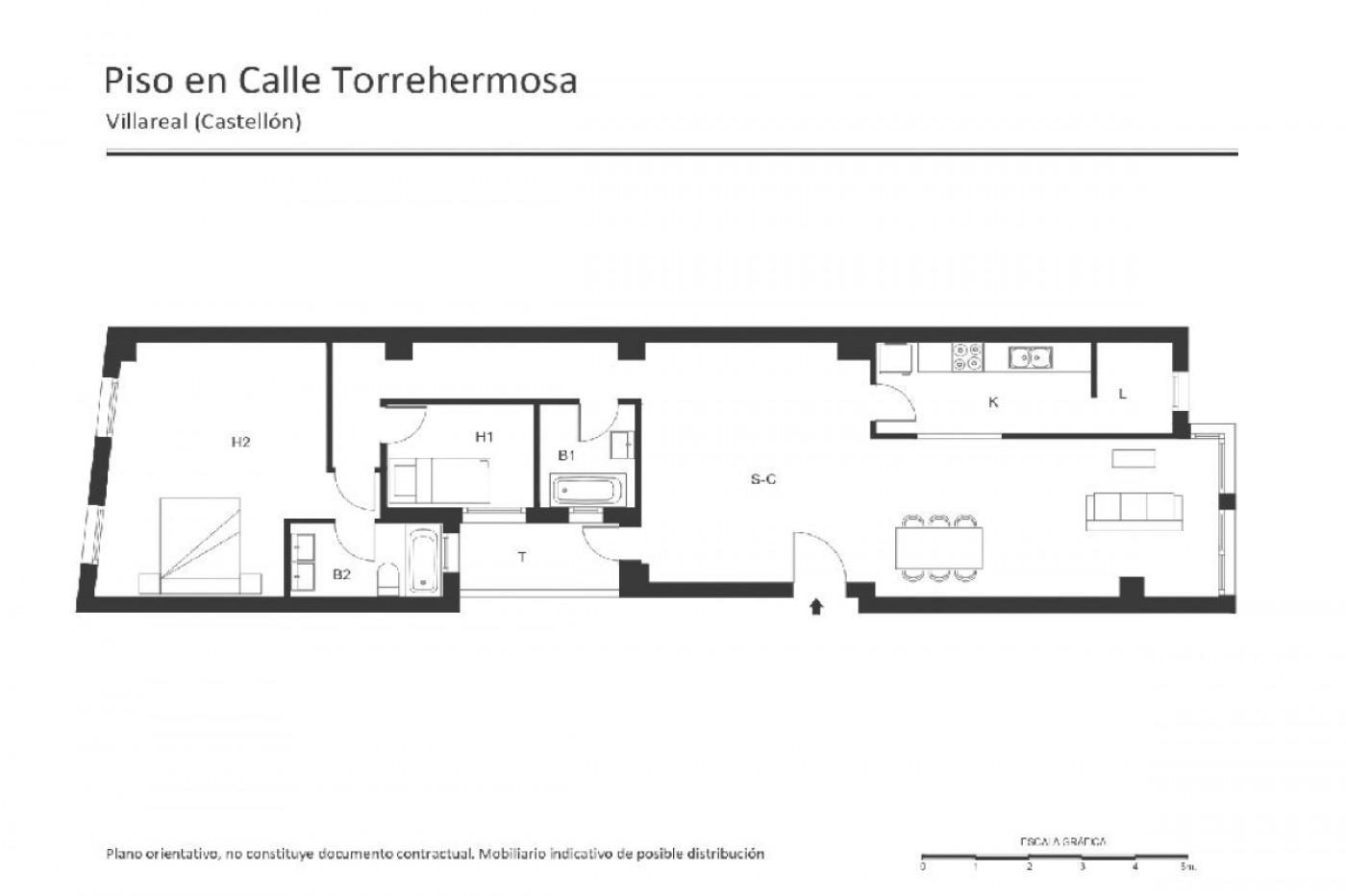 Apartamento, Vila-real, Venta - Castellón (Castellón)