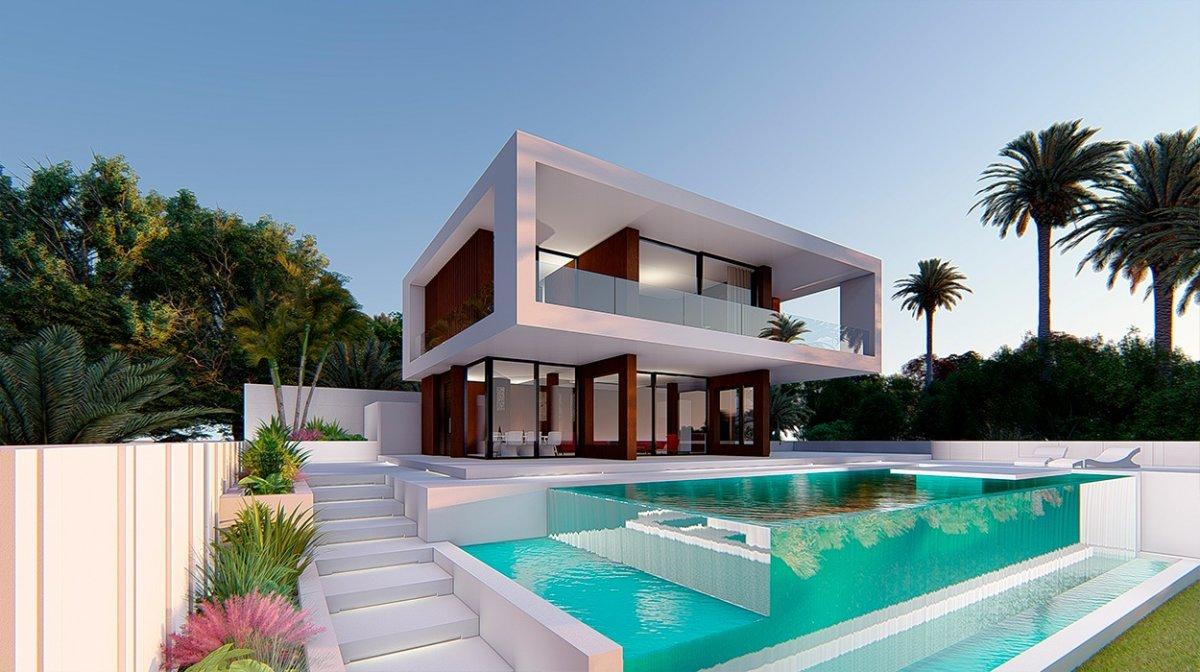 villa en estepona · la-gaspara 650000€