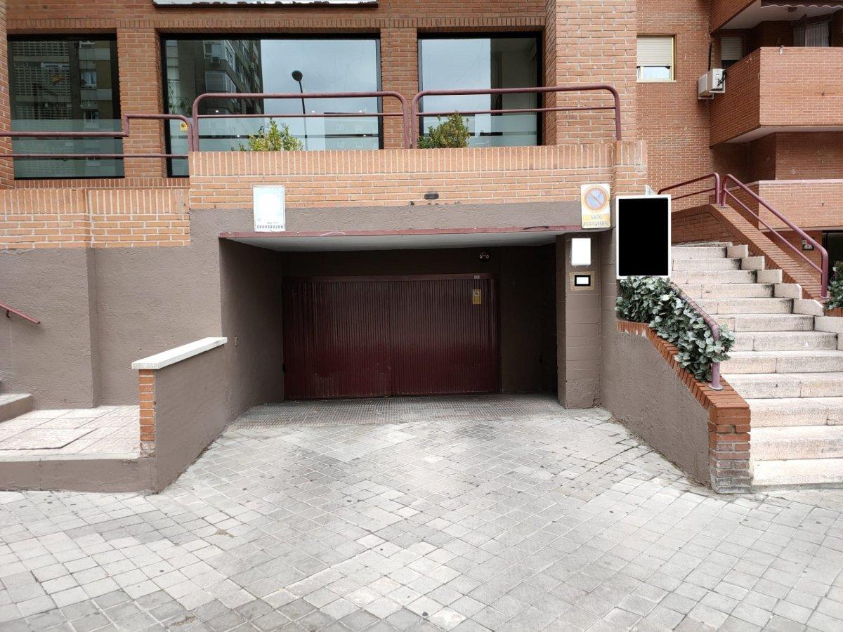 garaje en madrid · la-paz 13500€