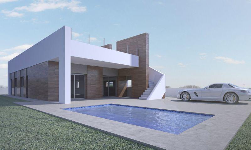 Huizen-Villa te koop in Aspe