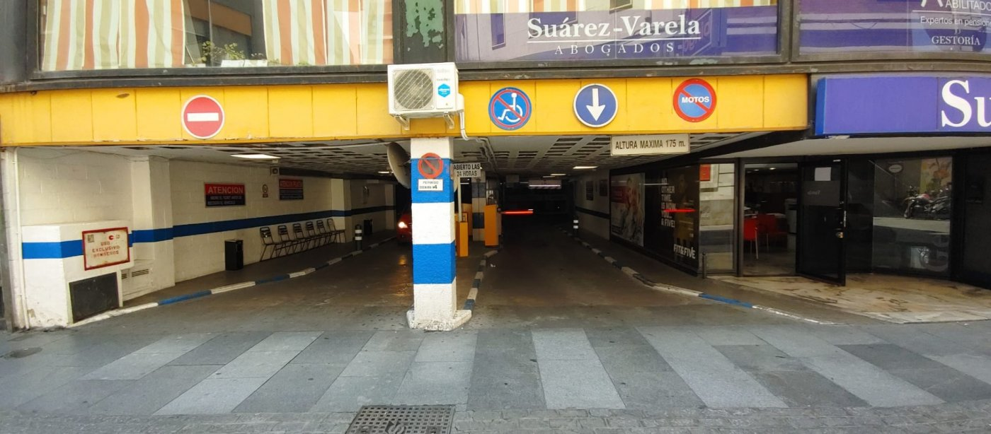 Parking · Córdoba · Centro 55.000€€