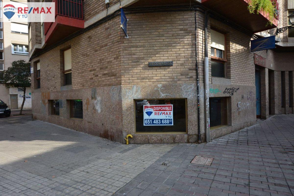 Premises for rent in Arrabal, Zaragoza