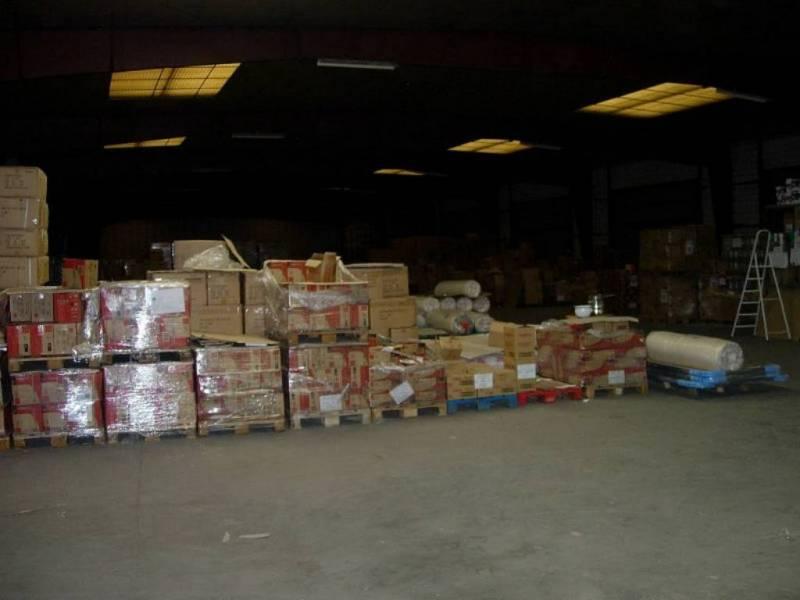 Nave industrial en venta en Benegiles