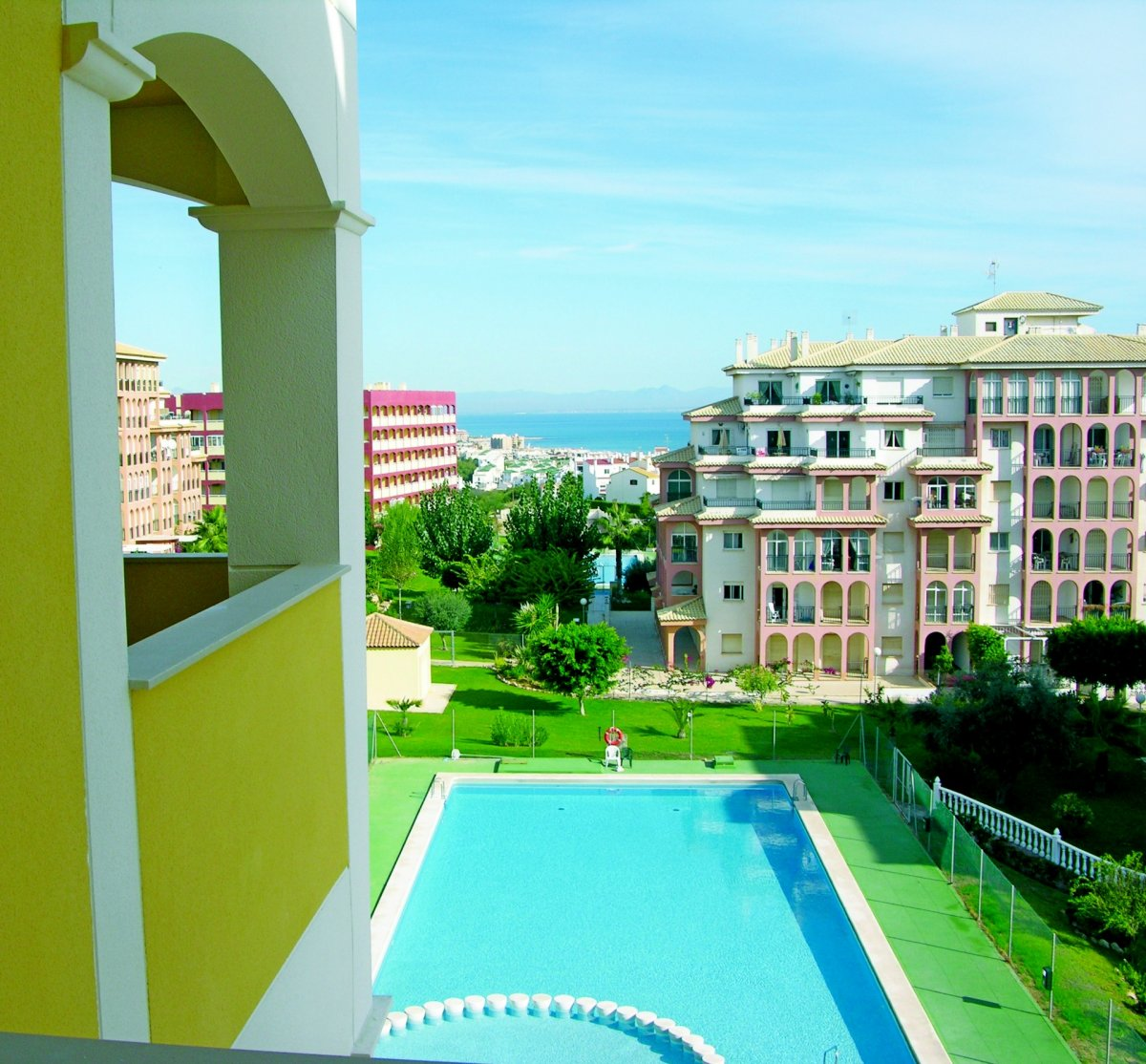 Nuevos Apartamentos llave en mano, cerca de la Playa de La Mata (Torre la mata)