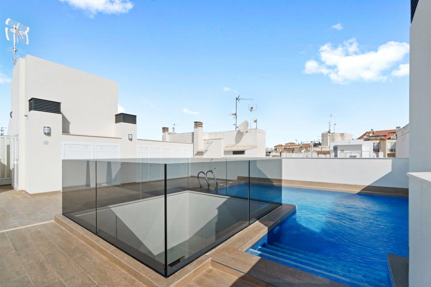 NEW BUILD APARTMENTS KEY READY AT PLAYA DEL CURA, LAST UNITS AVAILABLE!! (Playa del cura)