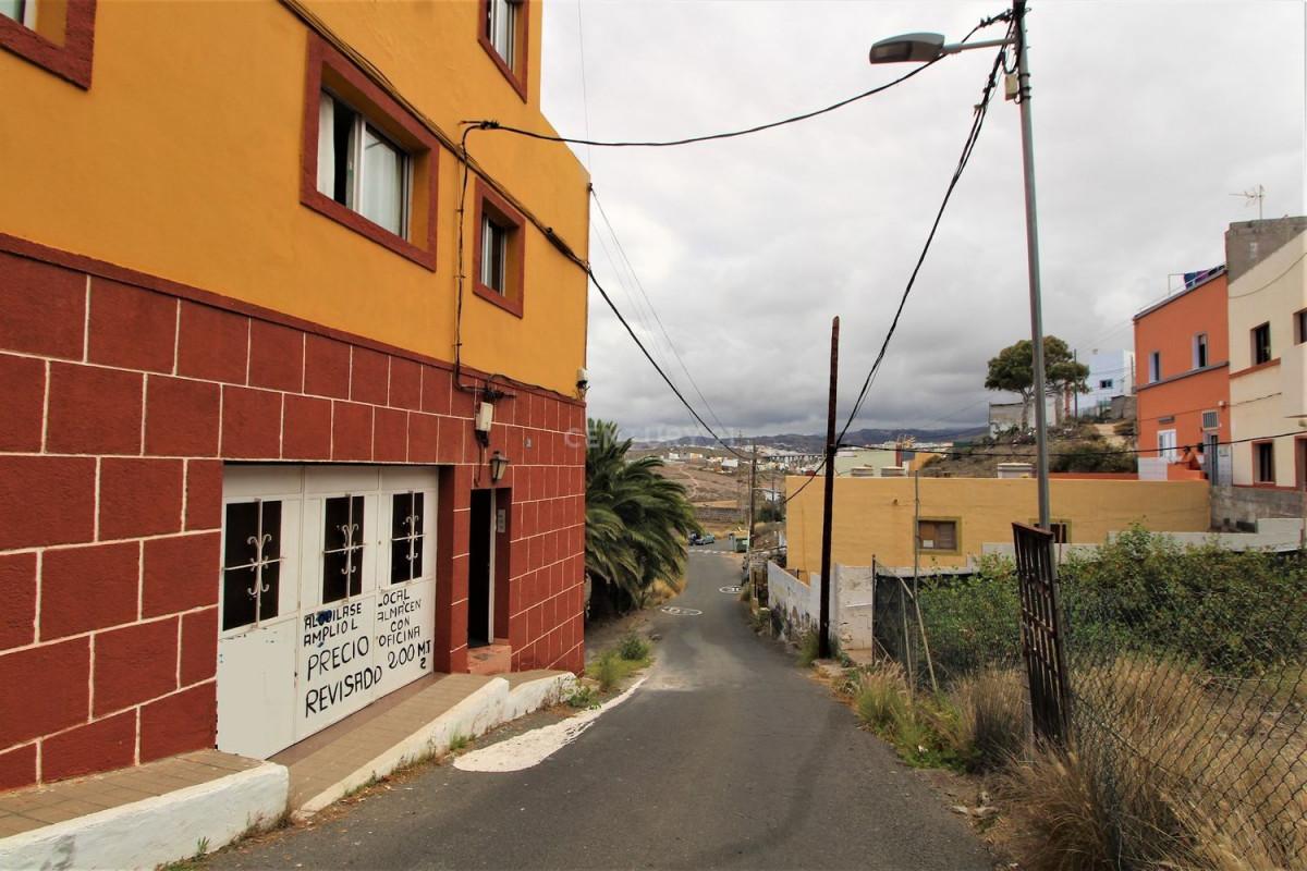 Local Comercial · Arucas · Cardones-Tinocas 600€ MES€