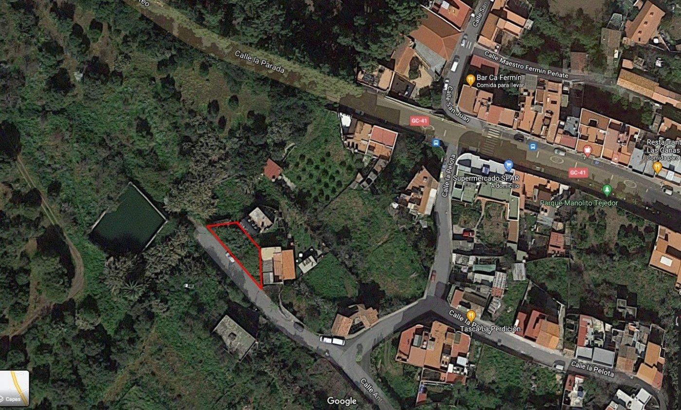 terreno-urbano en valsequillo-de-gran-canaria · tenteniguada 40000€