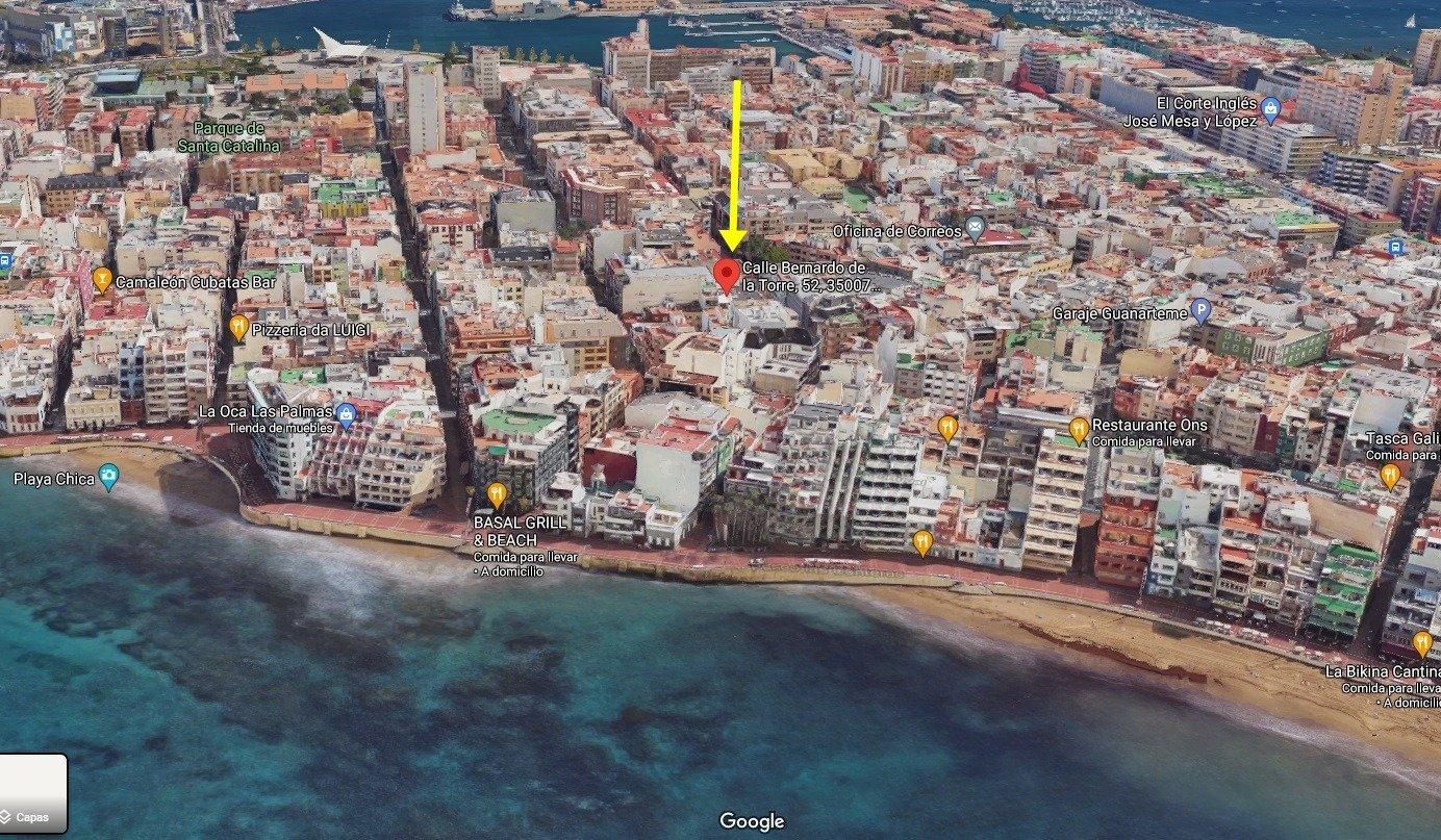 piso en las-palmas-de-gran-canaria · puerto 248000€