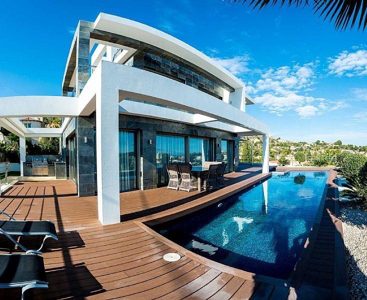 Villa inteligente de super lujo situada en  calpe - imagenInmueble0