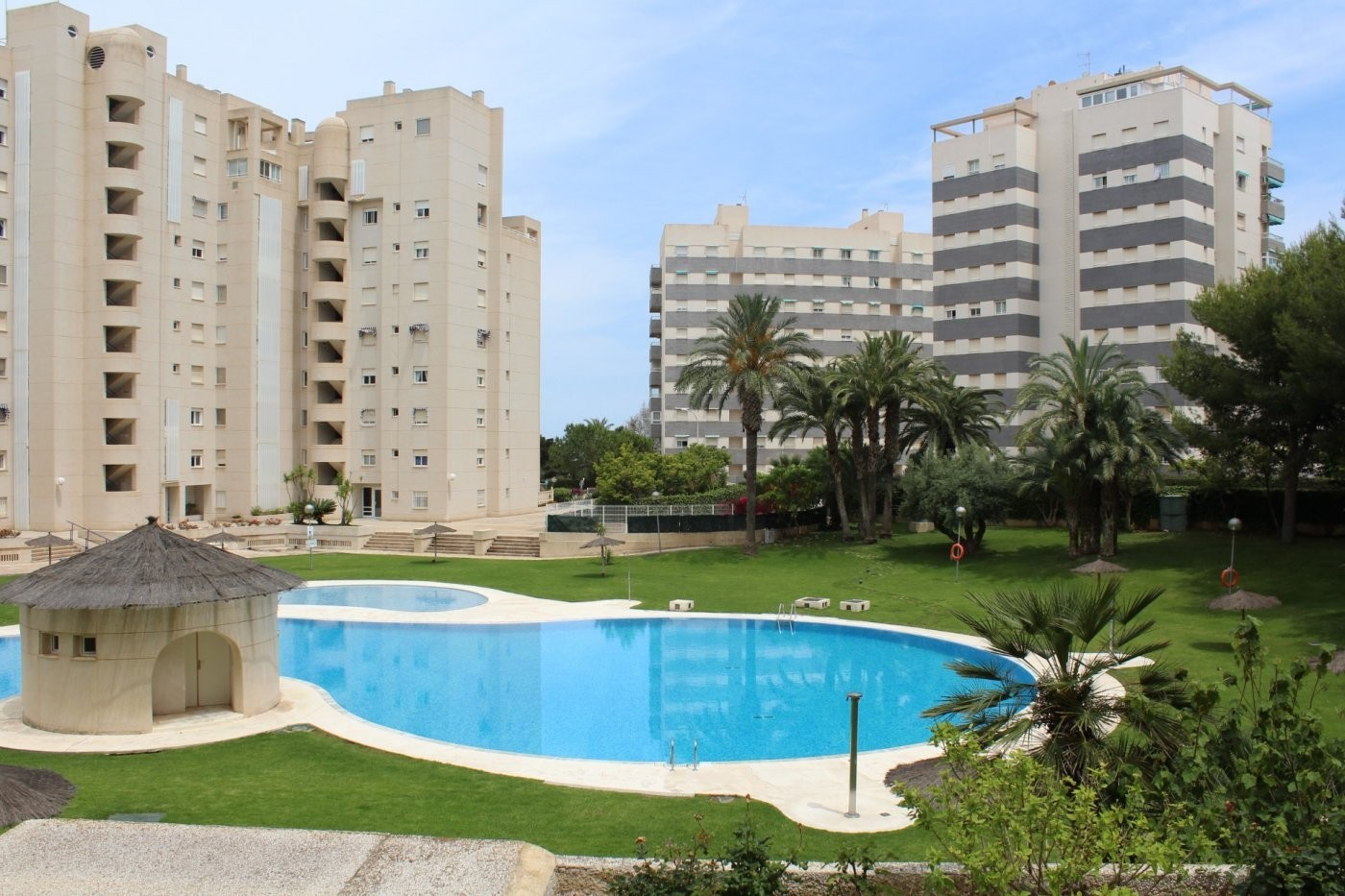 Piso reformado en urbanización con piscina en el campello - imagenInmueble0