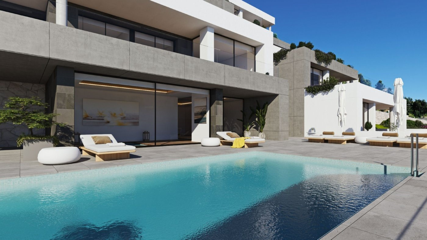 Apartamentos de lujo en la sella golf suites - imagenInmueble13
