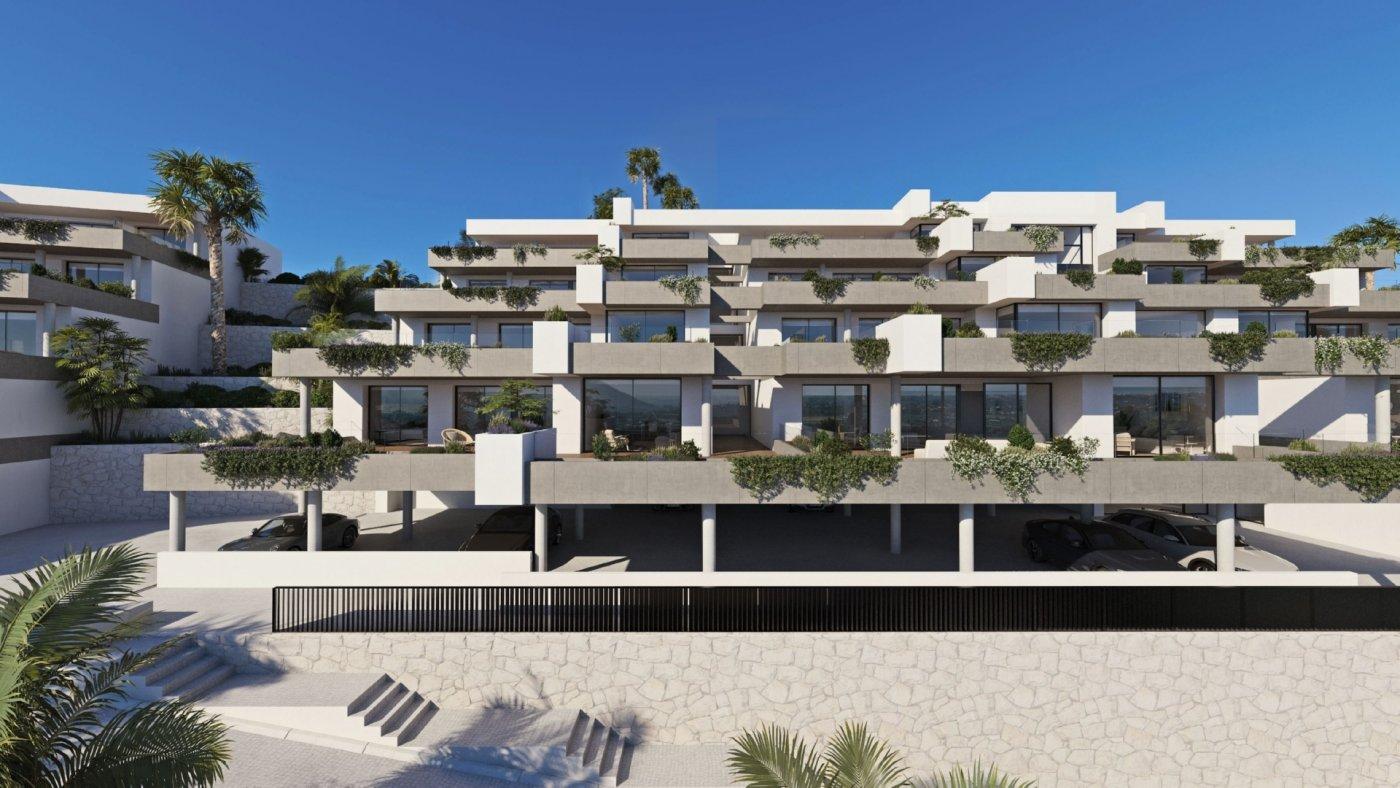 Apartamentos de lujo en la sella golf suites - imagenInmueble4