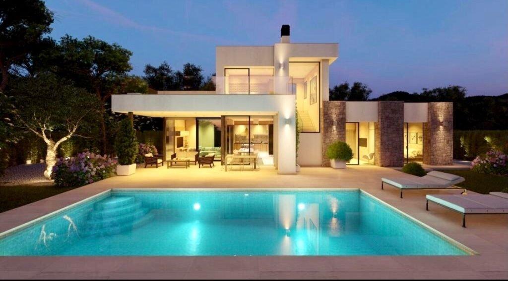 Villa nueva en construcción - benissa costa - imagenInmueble0