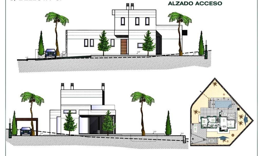 Villa nueva en construcción - benissa costa - imagenInmueble9