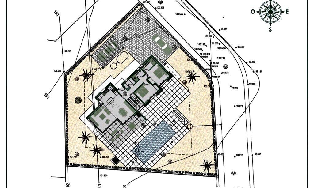 Villa nueva en construcción - benissa costa - imagenInmueble10