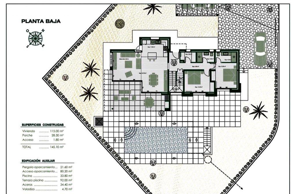 Villa nueva en construcción - benissa costa - imagenInmueble12