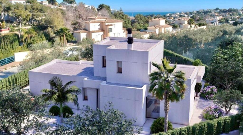 Villa nueva en construcción - benissa costa - imagenInmueble3