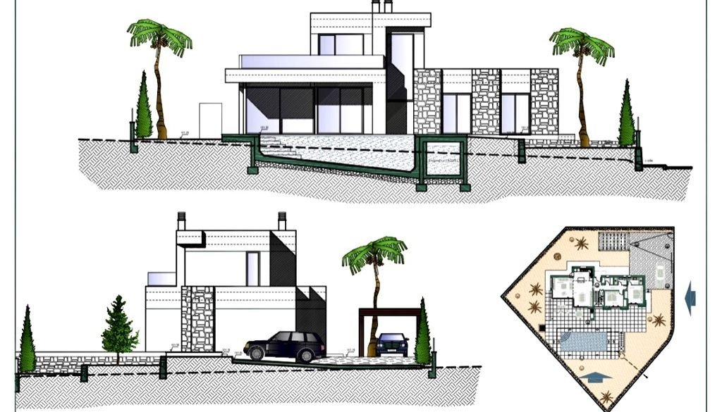 Villa nueva en construcción - benissa costa - imagenInmueble8