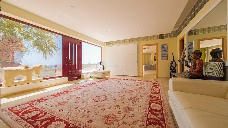 Villa de lujo con impresionantes vistas al mar y a la bahía de altea - imagenInmueble10