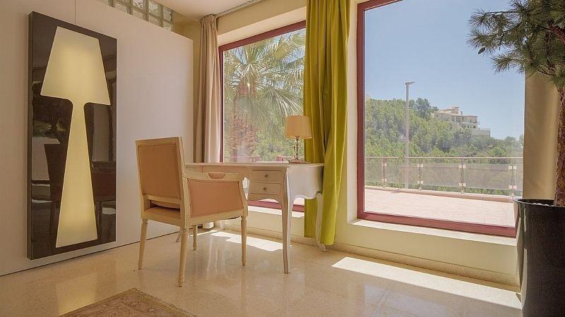 Villa de lujo con impresionantes vistas al mar y a la bahía de altea - imagenInmueble12