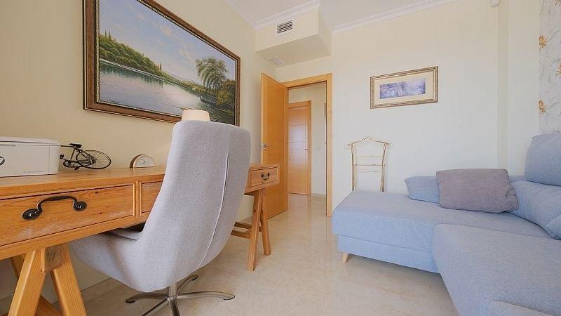 Villa de lujo con impresionantes vistas al mar y a la bahía de altea - imagenInmueble35