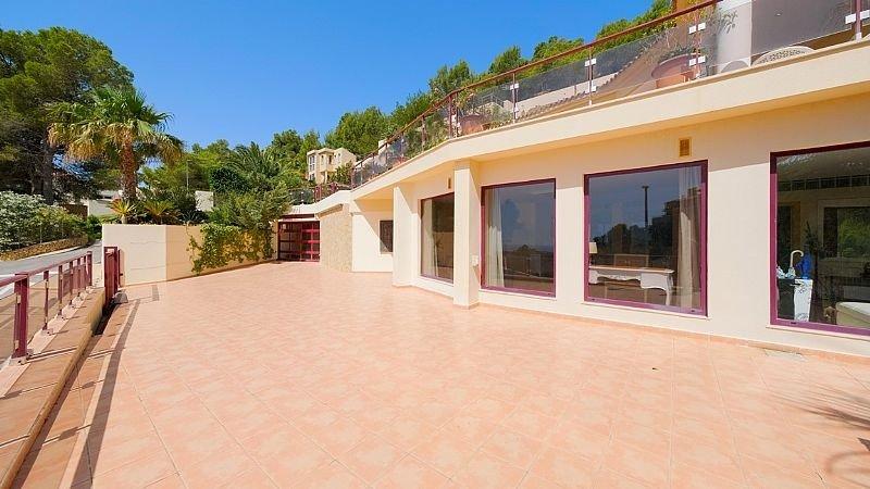 Villa de lujo con impresionantes vistas al mar y a la bahía de altea - imagenInmueble5