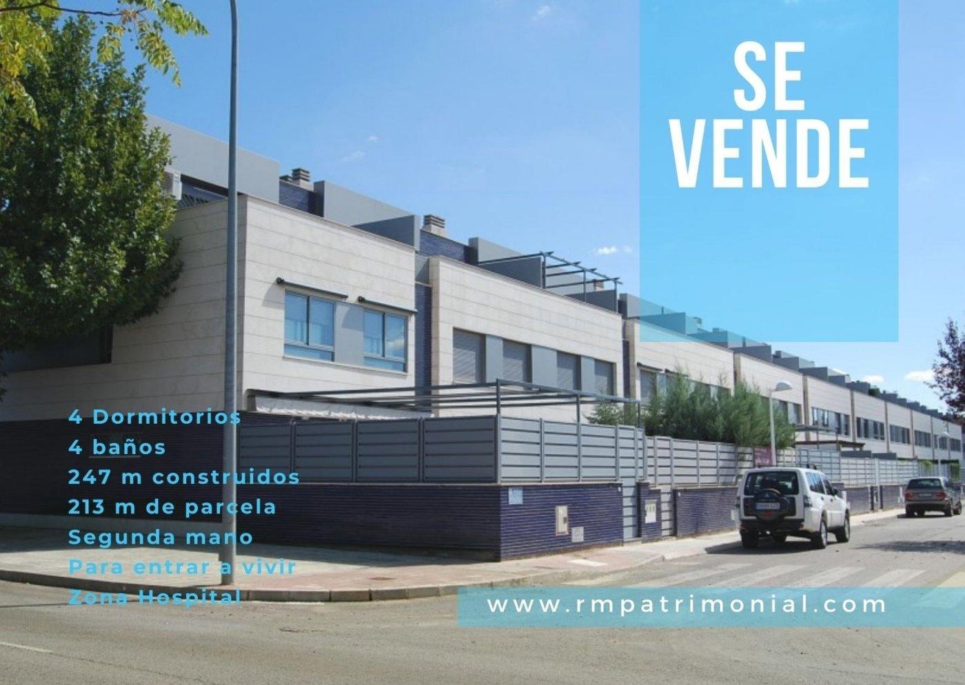 Adosado en venta en Hospital General, Ciudad Real