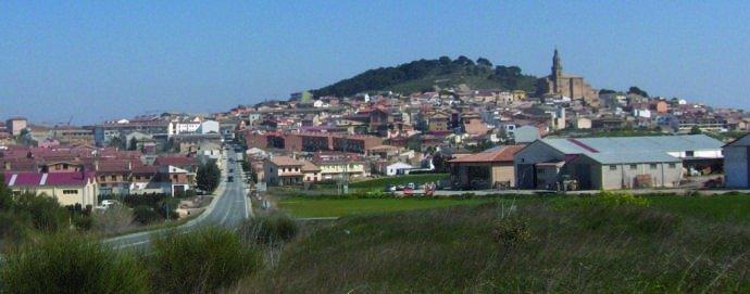 terreno-urbano en larraga · casco-urbano 230000€