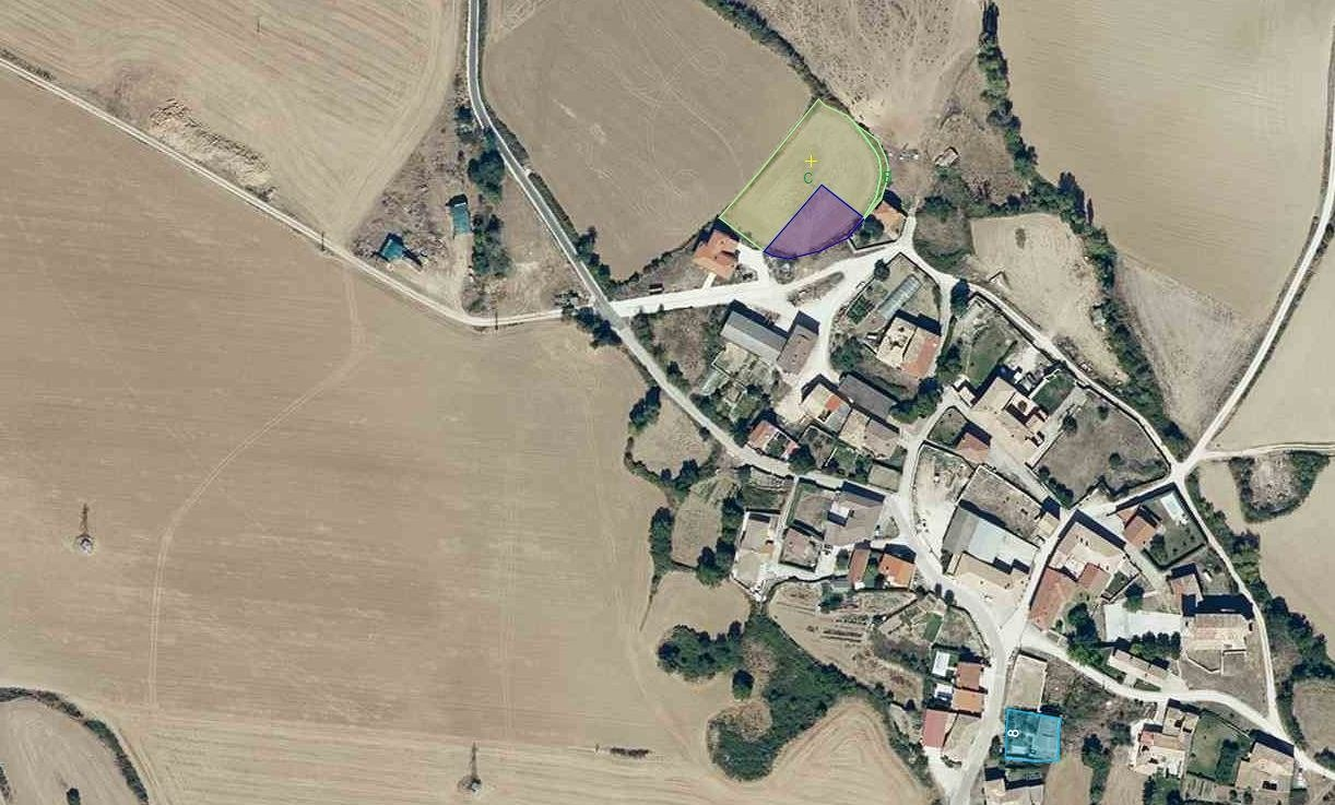 terreno-urbano en alzorriz · alzoriz 100000€