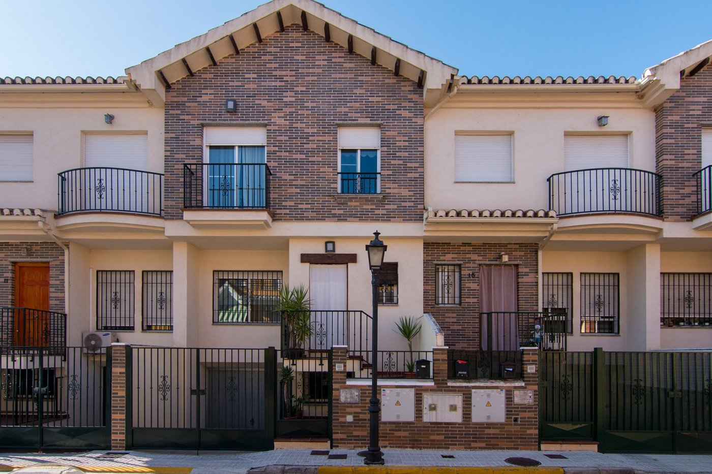 Casa adosada, Peligros, Granada