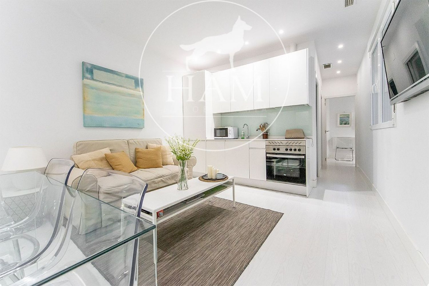 Flat for rent in Lista, Madrid