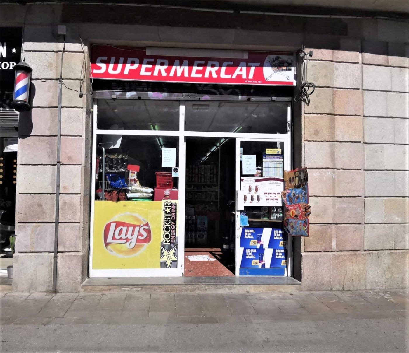 local-comercial en barcelona · el-raval 135000€