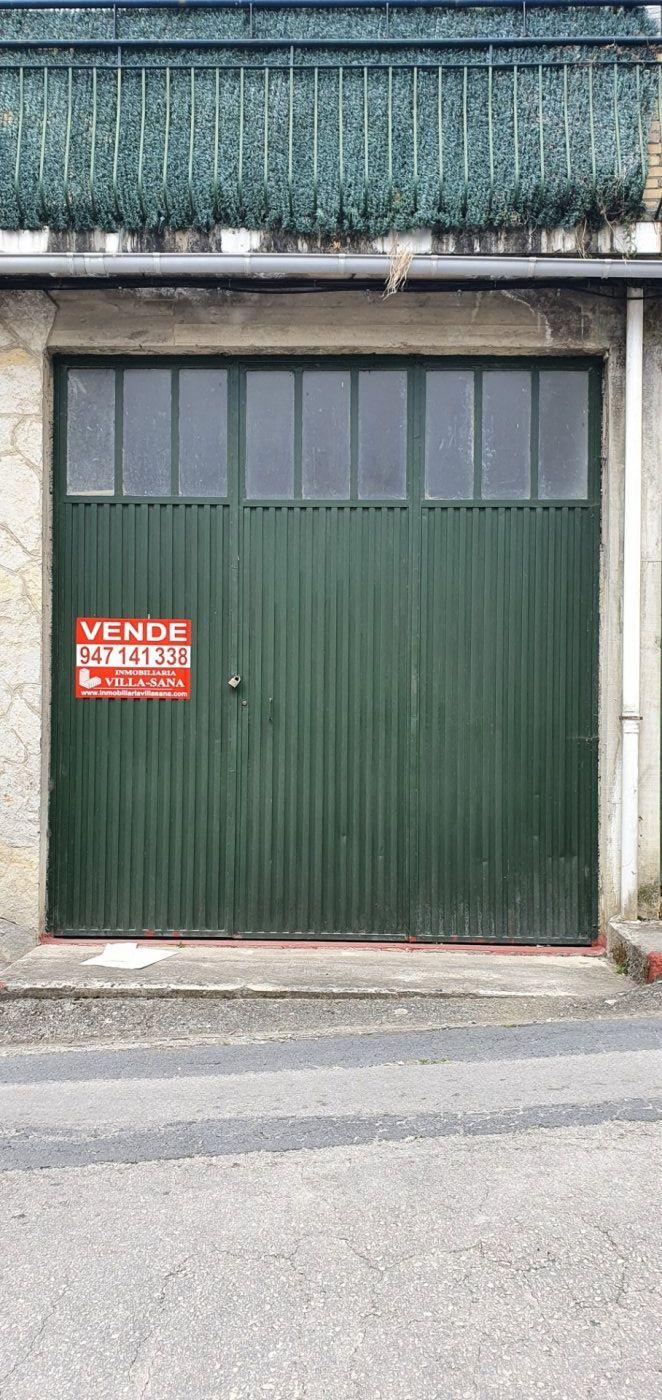 Garaje en venta en Villasana de mena, Valle de Mena