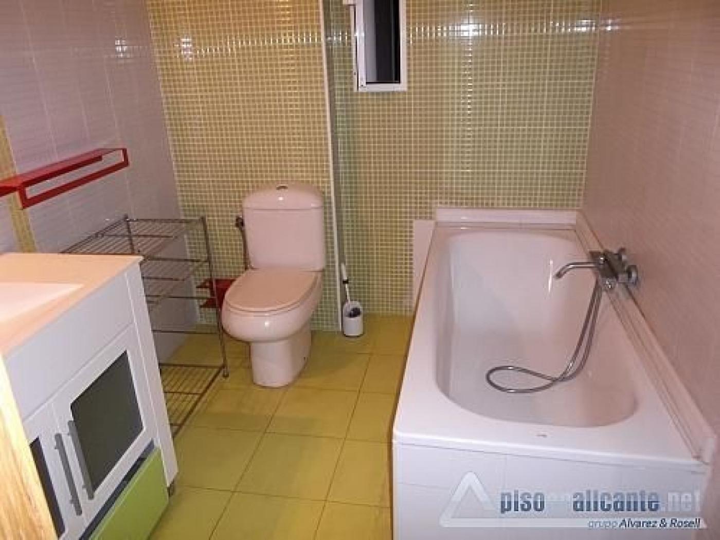 Alquiler de piso en alicante/alacant - imagenInmueble7