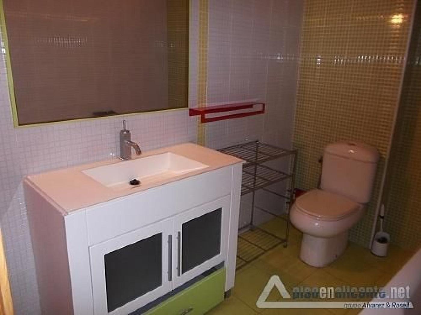 Alquiler de piso en alicante/alacant - imagenInmueble8