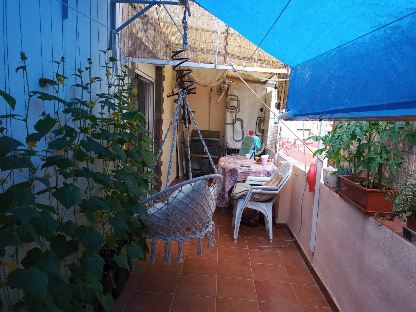 Piso en el pla  con terraza y buardilla - imagenInmueble7