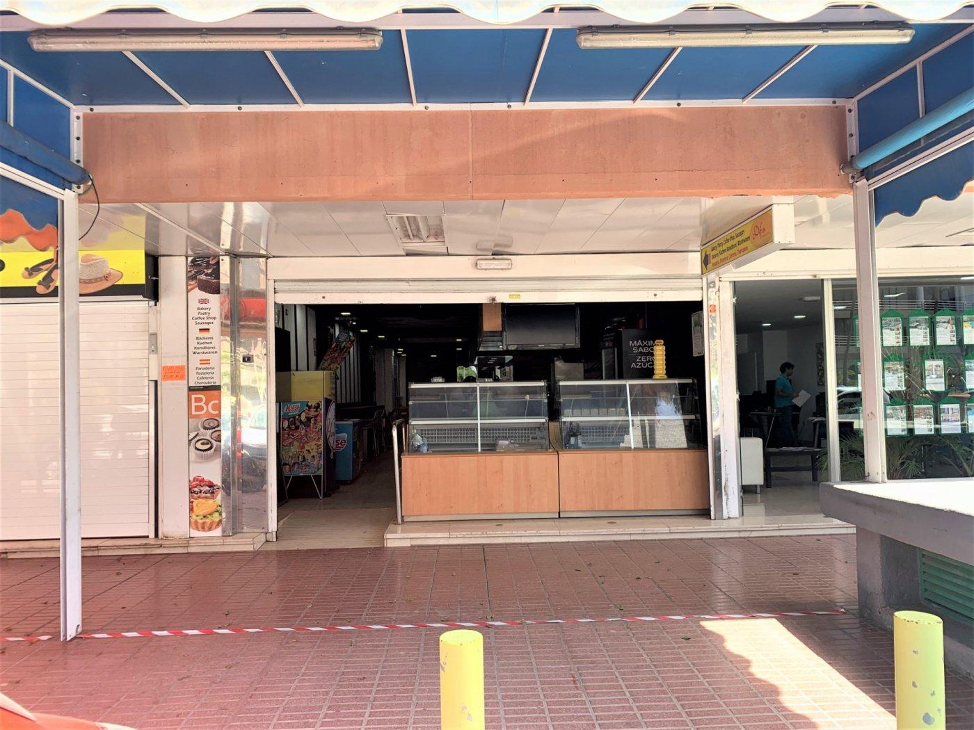 Premises for rent in San Agustín, San Bartolome de Tirajana