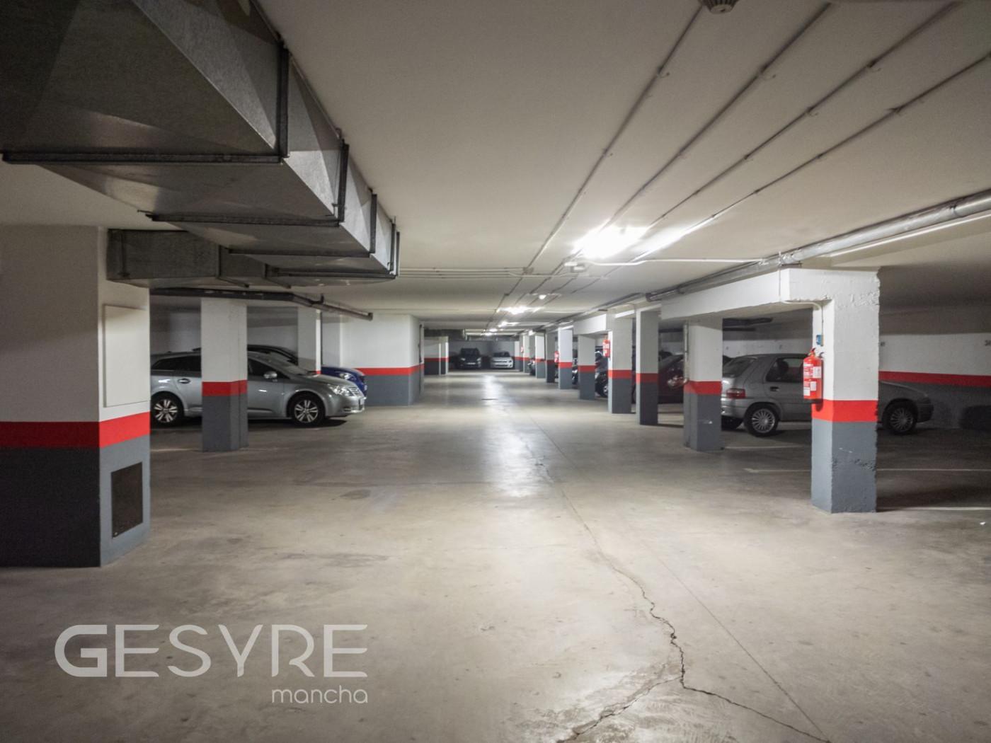 Parking en alquiler en Conservatorio, Ciudad Real