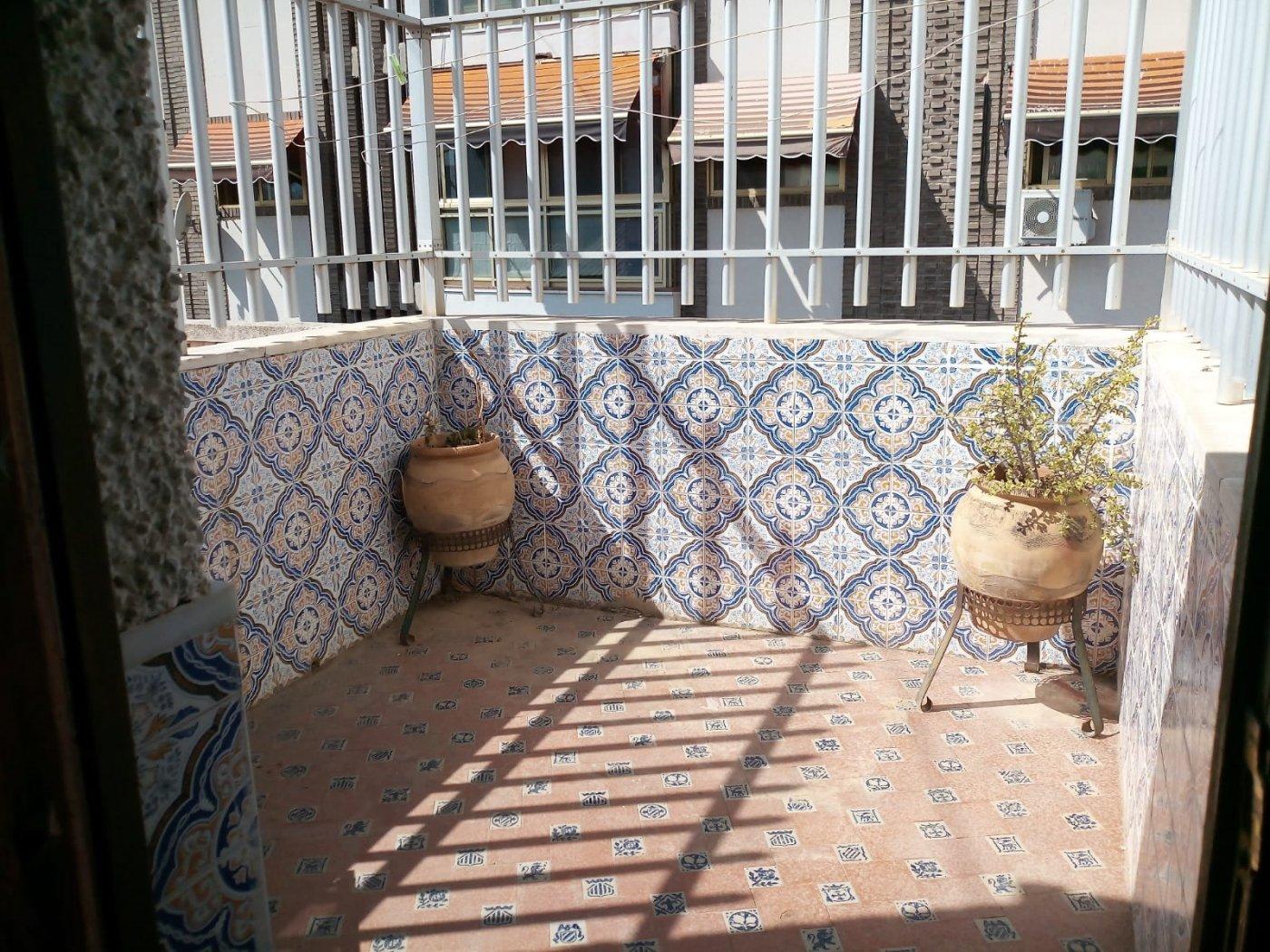 Atico en alquiler en Centro, Murcia
