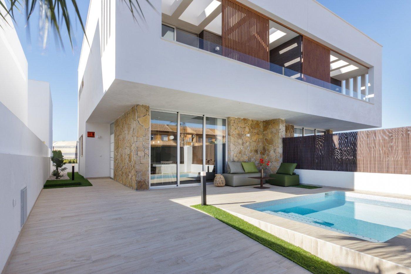 Villas con estilo en san pedro del pinatar - imagenInmueble0