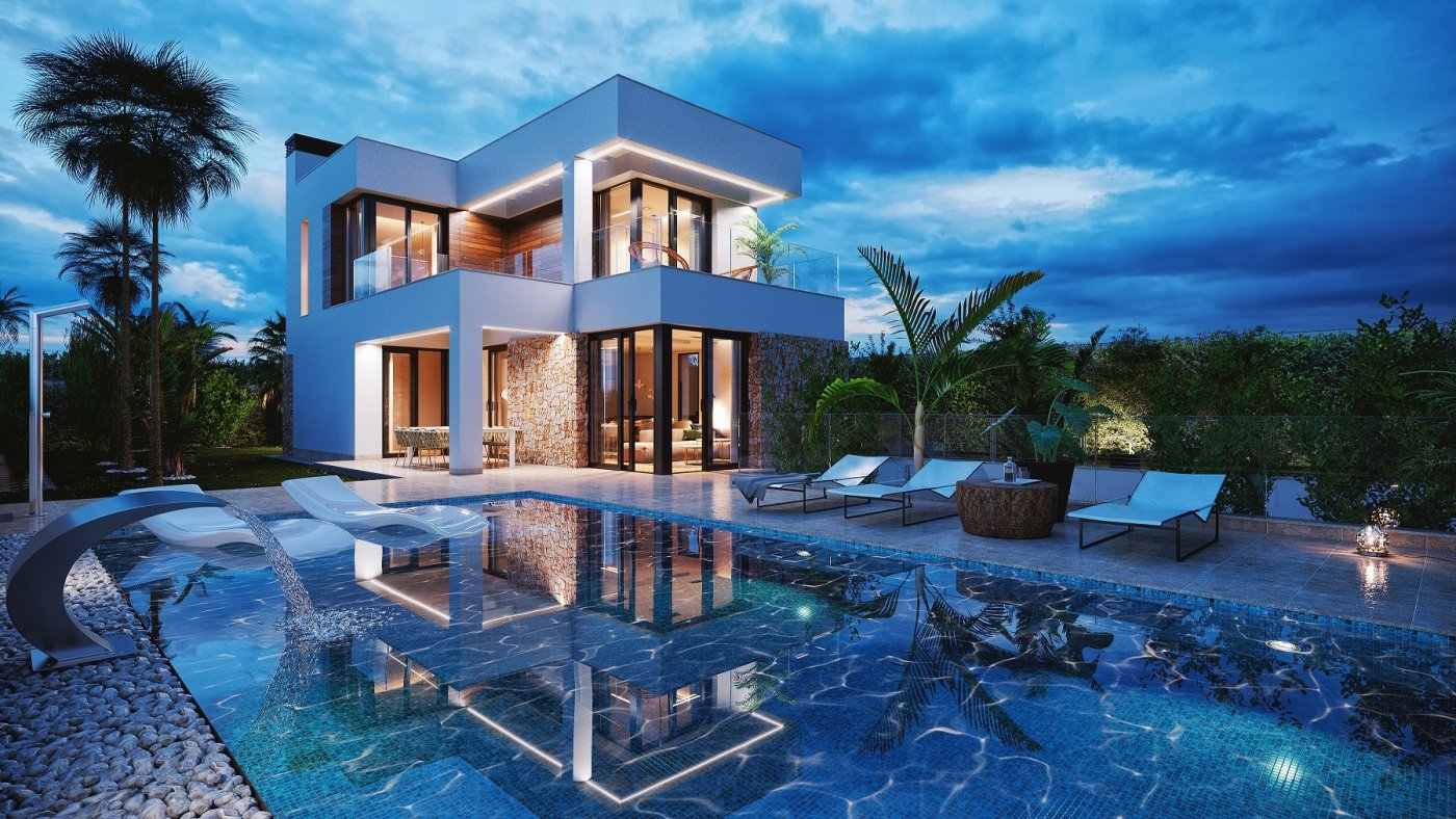 Villas de lujo en finestrat - imagenInmueble1