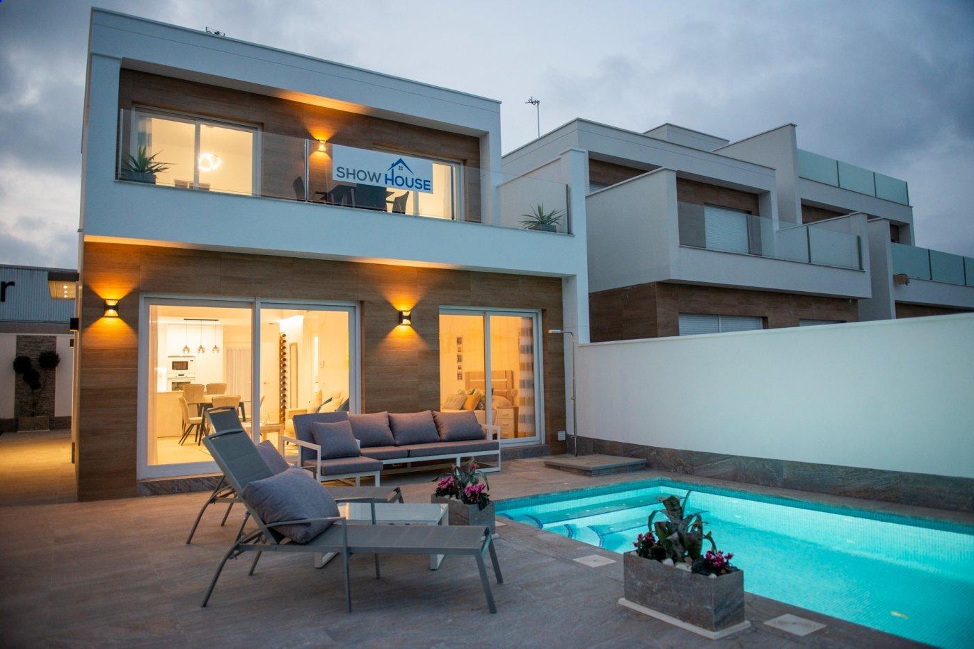 Villas modernas en pilar de horadada - imagenInmueble1
